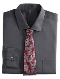 Geoffrey Beene® Non-Iron Comfort Stretch Solid Dress Shirt