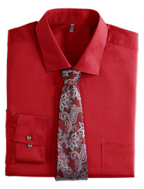 Geoffrey Beene® Non-Iron Comfort Stretch Solid Dress Shirt