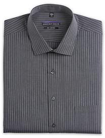 Geoffrey Beene® Non-Iron Houndstooth Stripe Dress Shirt