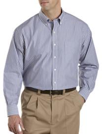 Oak Hill® Multi Stripe Sport Shirt