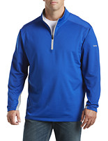 Reebok Play Dry® Performance 1/4-Zip Pullover
