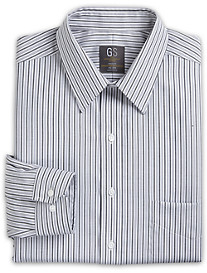 Gold Series Non-Iron Stripe Dress Shirt
