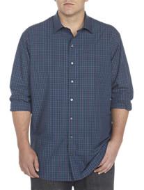 Synrgy® Medium Plaid Sport Shirt
