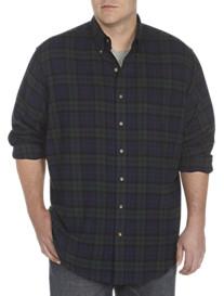 Harbor Bay® Plaid Flannel Shirt
