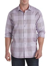Synrgy® Large Buffalo Check Sport Shirt