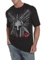 300 Destroy Helmet Screen Tee