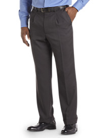 Gold Series Sorbtek Pleated Waist-Relaxer Dress Pants