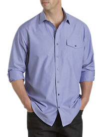 Synrgy® Mini Stripe Sport Shirt