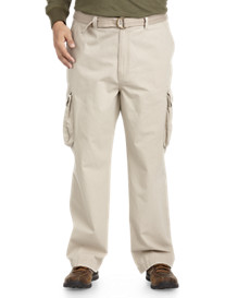 True Nation® Belted Ripstop Cargo Pants