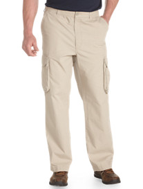 True Nation® Continuous Comfort Ripstop Cargo Pants