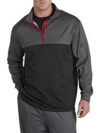 Reebok Play Warm® 1/4-Zip Pullover