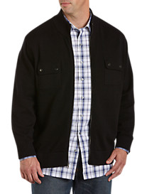Synrgy® Zip-Front Cardigan