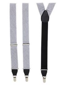DXL® Seersucker Suspenders