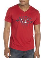 Nautica Jeans Co.® US Flock Tee