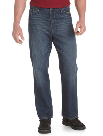 True Nation® Relaxed-Fit Jeans | Relaxed Straight Fit