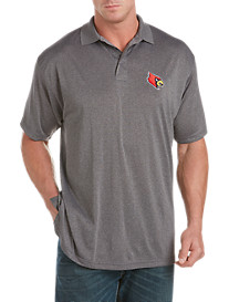 Collegiate Performance Heathered Polo