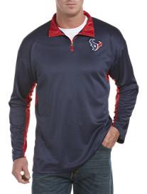NFL 1/4-Zip Performance Fleece Pullover