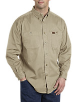 Riggs Workwear® by Wrangler® Long-Sleeve Twill Work Shirt