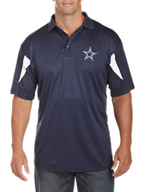 NFL Cowboys Pieced Polo