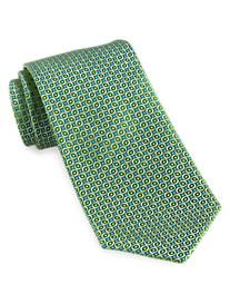 Geoffrey Beene® Circle Woven Neat Tie