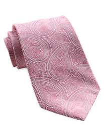 Gold Series Large Paisley Tie