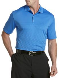adidas® Golf climachill™ Stripe Polo