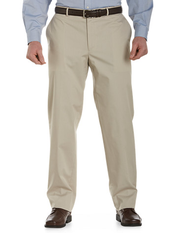 Palm Beach® Poplin Suit Pants -  On Sale!