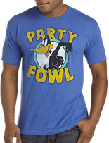 Party Fowl Screen Tee