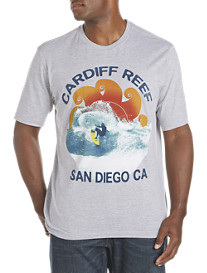 Cardiff Reef Screen Tee