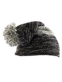 Pom-Pom Beanie Knit Hat