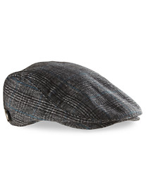 Plaid Ivy Driving Cap