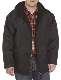 Harbor Bay® Quilt-Lined Hooded Jacket