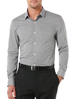 Perry Ellis® Check-Patterned Sport Shirt