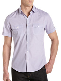 Perry Ellis® Textured Dobby Sport Shirt