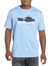 Nautica Jeans Co.® Ship Lights Tee