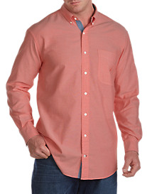 Nautica® Solid Oxford Sport Shirt