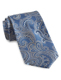 Gold Series® Designed in Italy Paisley Silk Tie