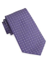Traveler Technology® Textured Neat Tie