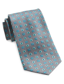 Geoffrey Beene® Flannel Neat Tie