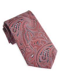 Geoffrey Beene® Reno Paisley Silk Tie