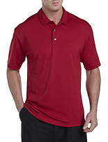 Reebok Textured PlayDry® Polo