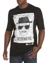 Breaking Bad Notepad Screen Tee