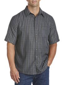 Synrgy® Patterned Microfiber Sport Shirt