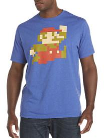 Pixel Mario Screen Tee
