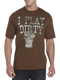 A Little Dirty Screen Tee