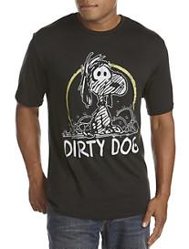 True Vintage Snoopy Dirty Dog Screen Tee