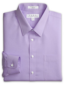 Enro® Non-Iron Solid Dobby Dress Shirt