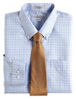 Enro® Non-Iron Twill Check Dress Shirt