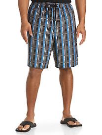 True Nation® Patterned Board Shorts