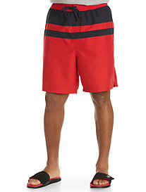 Harbor Bay® Stripe Board Shorts